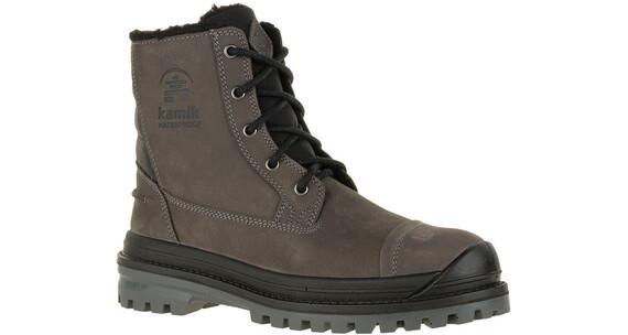 Kamik Griffon Winter Shoes Men dark brown